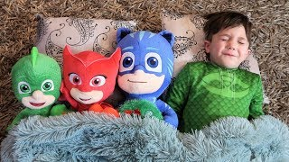 Zack Pretend Play Hide and Seek with Disney PJ Masks