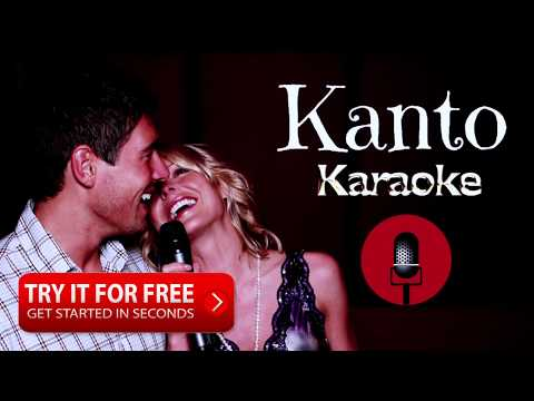 Kanto Karaoke Quick Start Tutorial