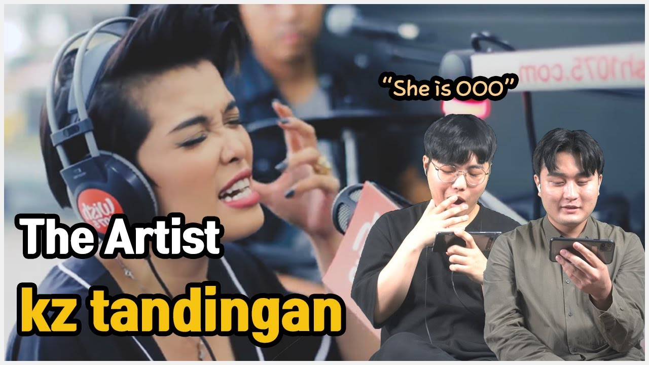 """""""KZ is artist"""" Koreans react to Rolling in the deep by KZ Tandingan"""