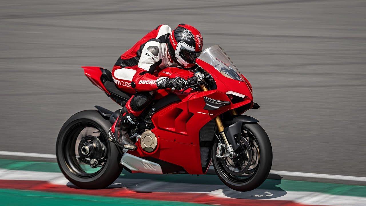 Ride 4 Ducati Panigale V4