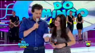 Maite Perroni no Domingo Legal (08/09/2013) COMPLETO