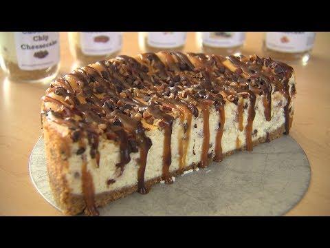 Chicago's Best Cheesecake: Steve Buresh's Cheesecake Store