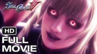 SOUL CALIBUR 5 - FULL MOVIE [HD] (All Cutscenes / Cinematics / Gameplay) Complete Walkthrough