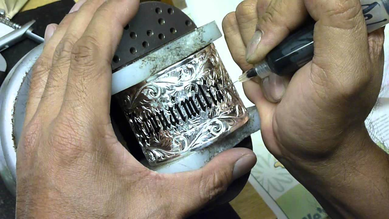 50mm Customized Hawaiian Bangle By Thom Sirivattha 13 Mp4