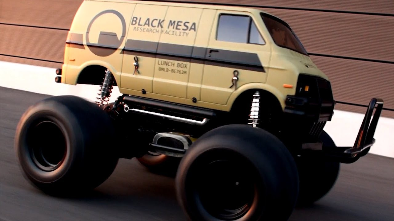 & BLACK MESA LUNCH BOX : TAMIYA LUNCH BOX BLACK EDITION - YouTube Aboutintivar.Com