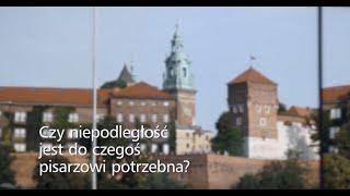 Maja Staśko, Czy niepodległość jest do czegoś pisarzowi potrzebna? #02