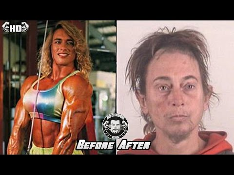 20 Years Of MASSIVE Steroid Abuse - Here's What She Looks Like Now