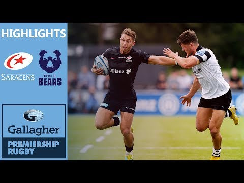 Saracens v Bristol Bears | Sarries Maul Bears in Strong Comeback | Gallagher Premiership