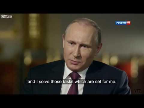 What was Putin
