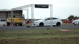 cupra k1 vs old vauxall and 2 astra nurburgrings head to head