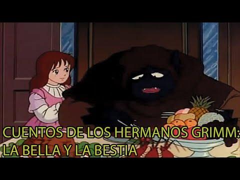 Cuentos de los hermanos Grimm - La Bella y la Bestia [Completo] Audio Latino