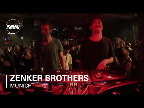 Zenker Brothers Boiler Room Munich DJ Set