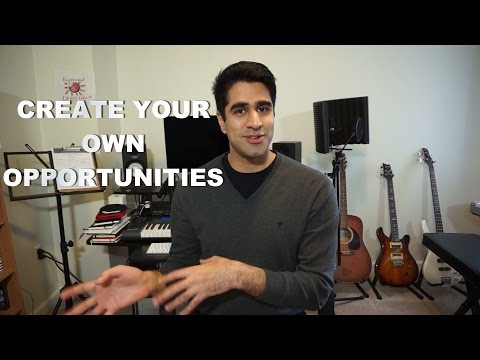 Finding a Game Industry Job - Create Your Own Opportunities