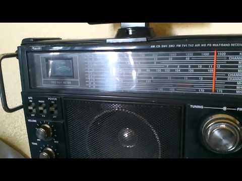 [Radio DX] Radio Habana Cuba (11950 KHz / Banda 25 m) - La Habana, Cuba