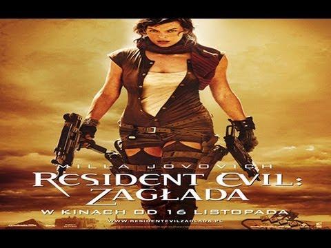 Resident Evil - Extinction / Zagłada (2007) Zwiastun Trailer [HD]