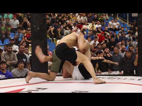 Колизей: Битва Чемпионов 8: Самат Файзулдаев (Кыргызстан) vs. Гагик Агабабян (Россия)   61 кг