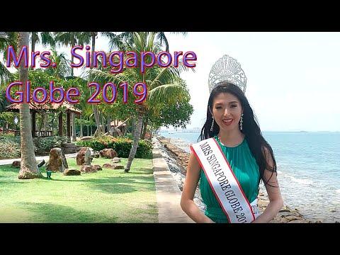 Mrs. Singapore Globe -  Yuko Chan
