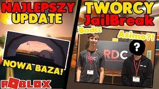 Ciekawostki w JailBreak! *NOWY UPDATE* Roblox Pl