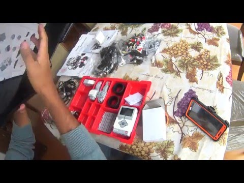 Unboxing Lego MindStorms - Set Educativo - Español Latino