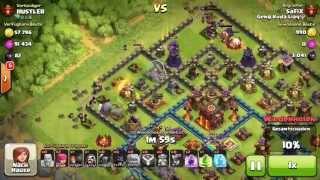 Epic Championliga Verteidigungs||Def Wins || Clash of Clans | Max Base