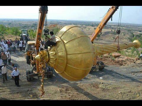 HANUMANJI GADHA FOUND IN SRI LANKA DURING EXCAVATION : FACTS