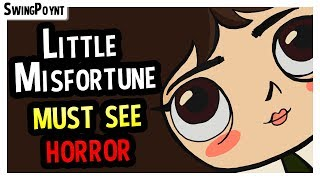 Little Misfortune - From Makers of FRAN BOW. Absolutely AMAZING - (Little Misfortune Gameplay)