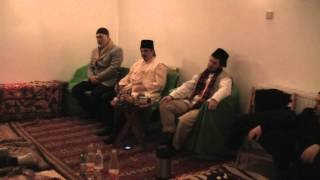 Dhikr mit Scheich Mehmet Nazim im Rabbani Derwisch Café