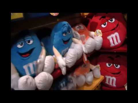 """Sean Murray's 2nd 2014 visit to """"M&M's World"""" and the Coca-Cola Store - Las Vegas, NV - 10/19/2014"""