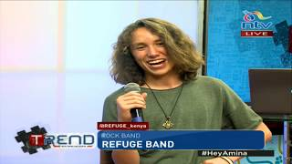 #theTrend: Get to know the teen rock band - REFUGE