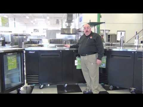 Turbo Air TBB Series Back Bar Cooler Training Session
