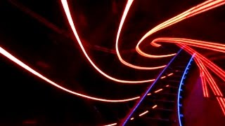Space Mountain: Mission 2 front seat on-ride HD POV Disneyland Park Paris