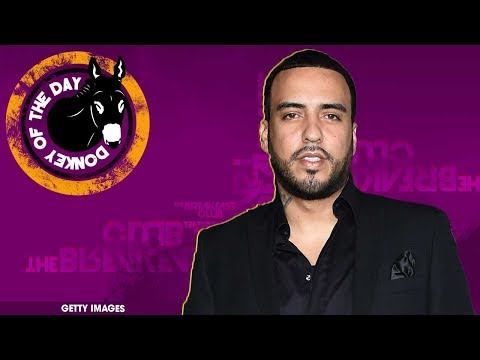 Abby De La Rosa - French Montana Gets Donkey Of The Day & Here's Why!