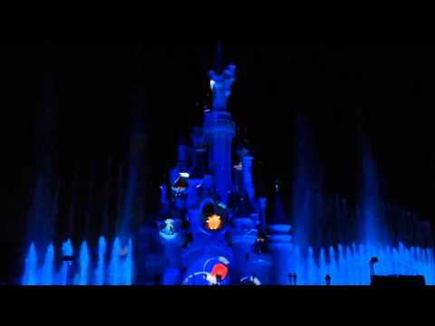 Disneyland Resort Paris Holiday 2014 Part 2