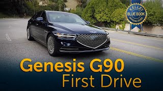 2020 Genesis G90 - First Drive
