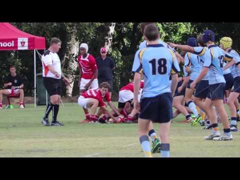 1st XV Rugby 2017 - St Pauls School vs St Columban