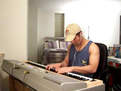 Brian McKnight - Home (Piano Cover by Dr. Jay)