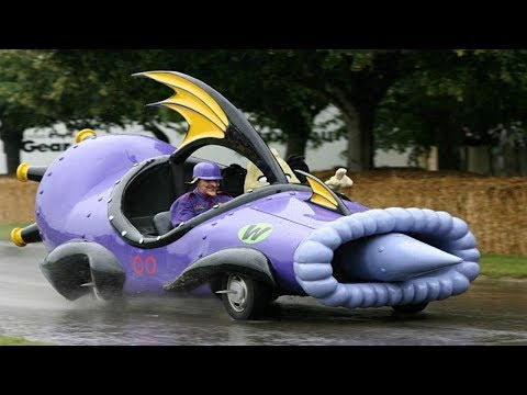 Movie Cars Made In REAL LIFE!