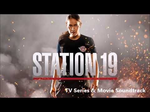 Kris Orlowski & Sarah Siskind - Barely Hanging on (Hostage) (Audio) [STATION 19 - 1X01  SOUNDTRACK]