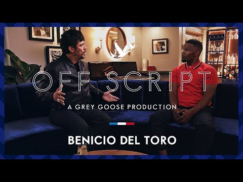 OFF SCRIPT a Grey Goose Production | Jamie Foxx & Benicio Del Toro
