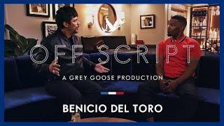 OFF SCRIPT a Grey Goose Production | Jamie Foxx & Benicio Del Toro