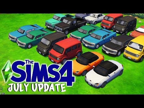 1000 NEW ITEMS AND CAS STORIES! 💕 (JULY UPDATE)   The Sims 4   News