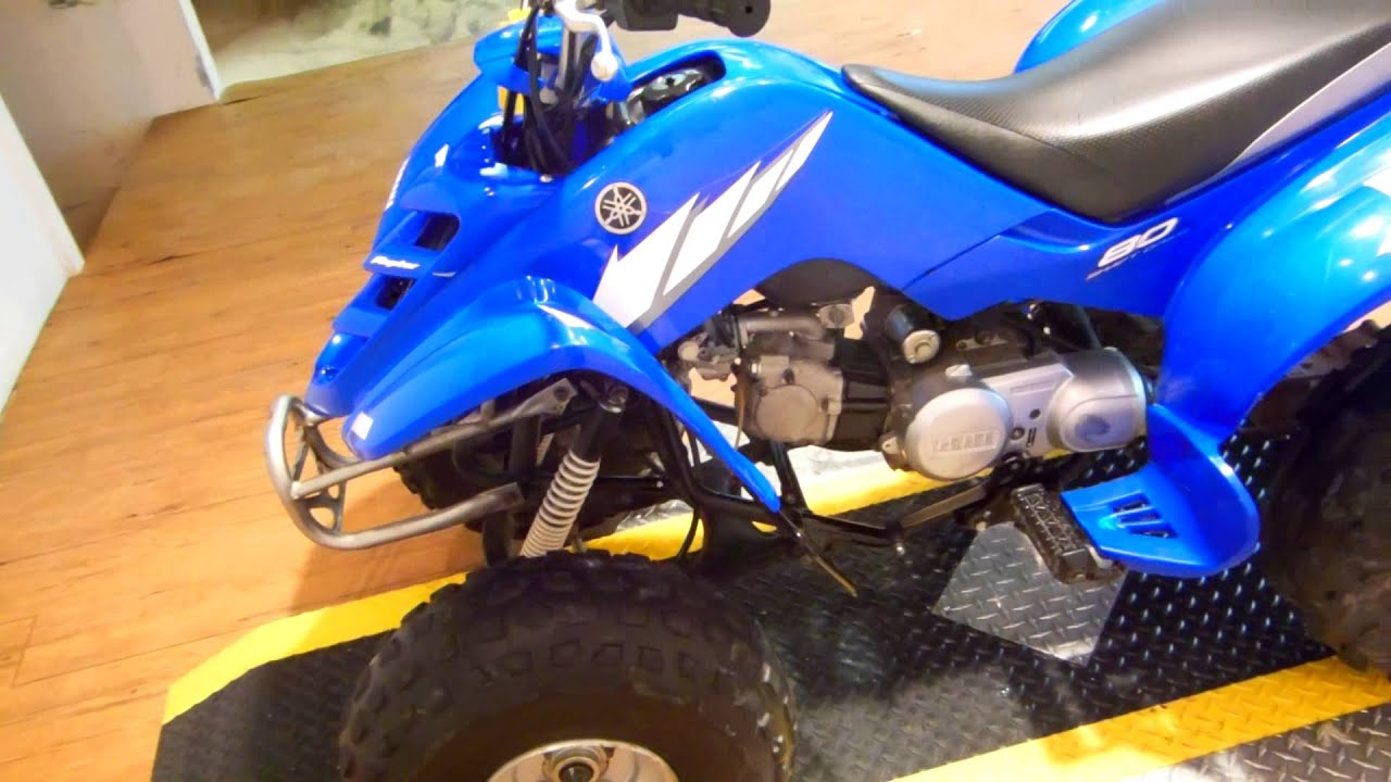 2005 yamaha raptor 80 for sale at monster powersports youtube rh youtube com