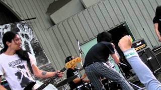 PINPRICK PUNISHMENT @PUNKS WERE MADE BEFORE SOUNDS - Ueno, Tokyo.