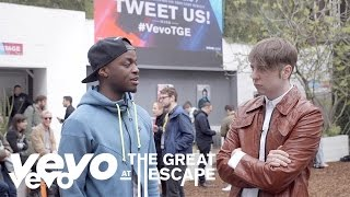 George The Poet - Interview - Vevo UK @ The Great Escape Festival 2015