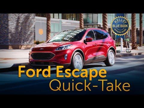 2020 Ford Escape - Quick Take