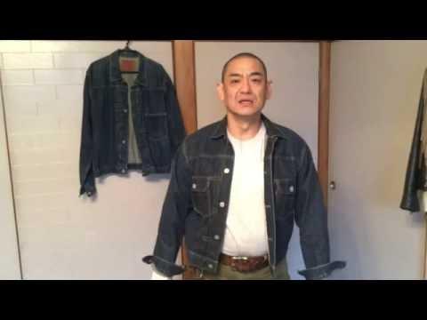リーバイスジージャン   復刻2ndモデル、大戦モデル解説!