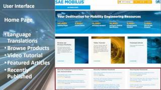 SAE MOBILUS Overview