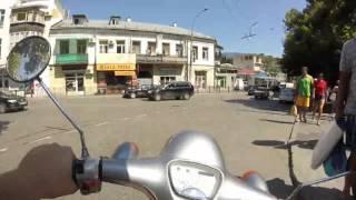 GoScooter - Прокат скутеров в Крыму(Скутер на прокат – это наилучший метод узнать Крым и местные выдающиеся места. Взяв скутер на прокат,..., 2016-04-27T17:42:25.000Z)