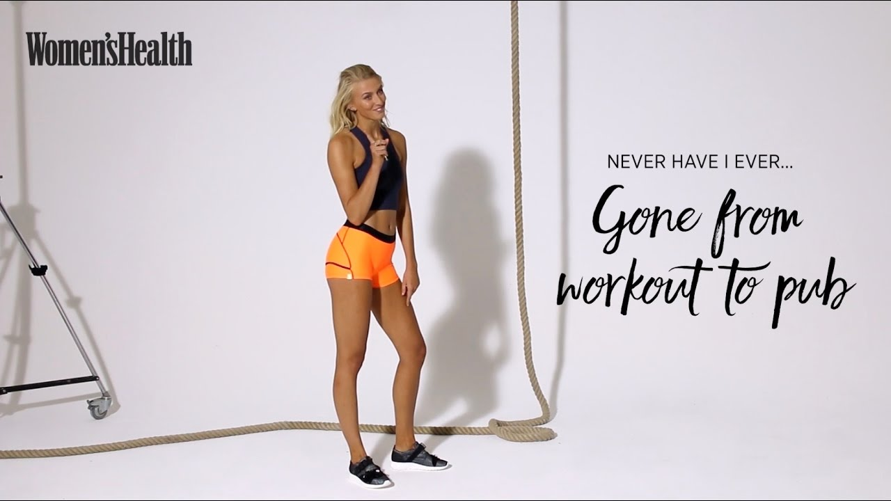 5eeb2e9c9be41c Never Have I Ever With Zanna Van Dijk  The Squat Jump Edition - YouTube