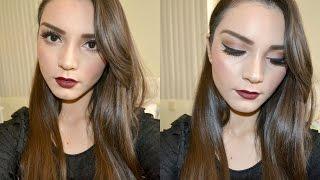Tutorial: Maquillaje de noche para este otoño! (Labios oscuros) thumbnail